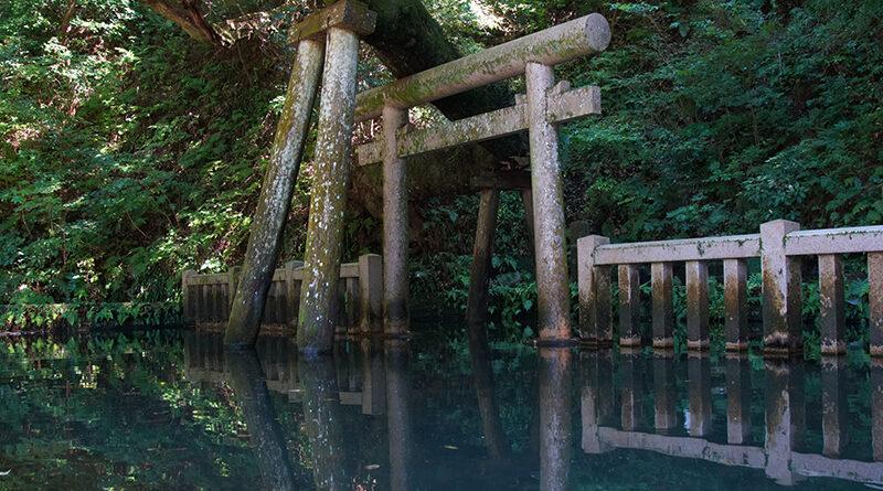 鹿島鉄道[茨城県 / 鹿島神宮 / 御手洗池 ]