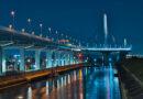 かつしかハープ橋 [ 東京都 / 東四つ木避難橋 ]